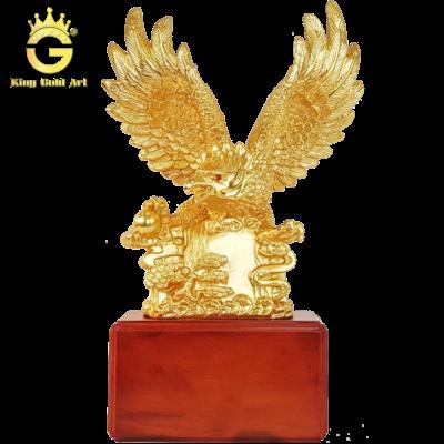 Tượng đại triển hồng đồ - Quà tặng vàng doanh nhân