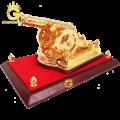 Mô hình pháo thần công, quà tặng vàng cao cấp