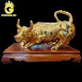 Quà tặng vàng tượng bò tài chính 40 kg