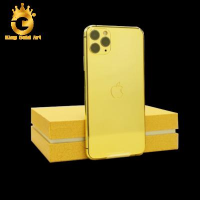 Dát vàng iPhone 11 Pro Max