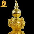 Quà tặng phong thủy hồ lô bát tiên mạ vàng 24k cao cấp